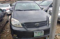 Nigerian Used 2004 Toyota Matrix
