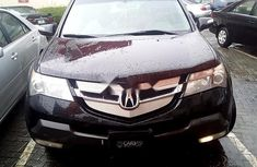 Well Maintained Nigerian used 2008 Acura MDX
