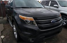 Foreign Used 2012 Ford Explorer