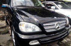 Clean Tokunbo Used Mercedes-Benz ML 320 2002