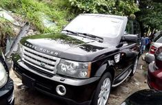 Super Clean Foreign used Land Rover Range Rover Sport 2007