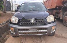 Nigerian Used Toyota RAV4 2003