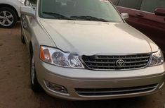 Clean Tokunbo Used Toyota Avalon 2003