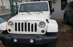 Super Clean Tokunbo Used Jeep Wrangler 2013