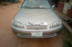 Nigerian Used Toyota Camry 2001