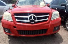 Neat Foreign used Mercedes-Benz GLK 2011