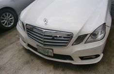 Neat Nigerian used Mercedes-Benz E350 2010