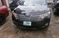 Clean Nigerian Used Toyota Venza 2010 Black