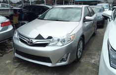 Foreign Used 2014 Toyota Camry XLE