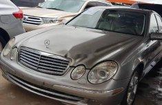 Super Clean Nigerian used 2006 Mercedes-Benz E350