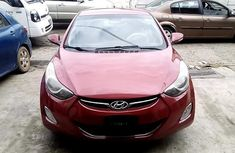 Nigerian Used Hyundai Elantra 2013
