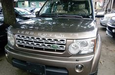 Neat Tokunbo Used Land Rover LR4 2012