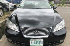 Super Clean Tokunbo Used Lexus ES 2008