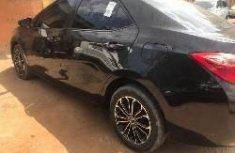 Clean Nigerian Used Toyota Corolla 2017