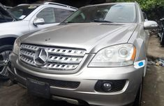 Clean Tokunbo Used  Mercedes-Benz ML350 2006