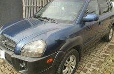 Clean Nigerian used 2008 Hyundai Tucson