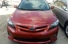 Neat Foreign used Toyota Corolla 2012