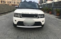 Well Maintained Nigerian used 2007 Land Rover Range Rover Sport