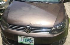 Neat Nigerian Used Volkswagen Polo 2015