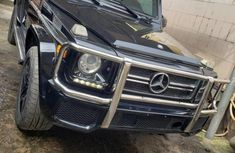 Well Maintained Nigerian used 2013 Mercedes-Benz AMG