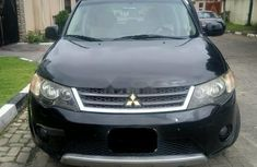 Clean Nigerian Used Mitsubishi Outlander 2008