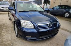 Foreign Used 2005 Toyota Avensis