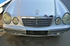 Clean Tokunbo Used Mercedes-Benz E280 2001