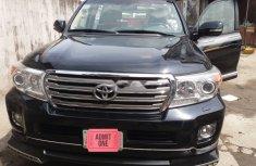 Neat Nigerian used 2015 Toyota Land Cruiser