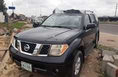 Super Clean Nigerian used Nissan Pathfinder 2007