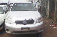Nigerian Used 2006 Toyota Matrix in Lagos
