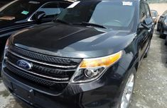 Clean Tokunbo Used Ford Explorer 2013