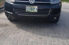 Well Maintained Nigerian used Volkswagen Touareg 2012