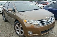 Super Clean Tokunbo Used Toyota Venza 2012