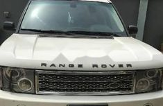 Well Maintained Nigerian used Land Rover Range Rover Vogue 2004