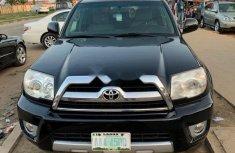 Cean Nigerian Used Toyota 4-Runner 2008