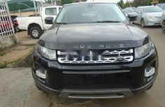 Super Clean Nigerian used  Land Rover Range Rover Evoque 2012