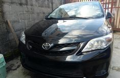 Super Clean Foreign used 2012 Toyota Corolla Petrol Automatic