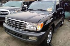 Foreign Used Toyota Land Cruiser 2005