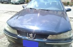 Clean Nigerian Used Peugeot 406 2008