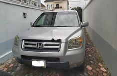 Nigerian Used 2007 Honda Pilot in Lagos
