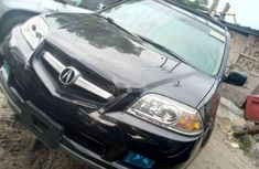 Clean Tokunbo Used Acura MDX 2006