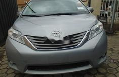 Foreign Used Toyota Sienna 2012