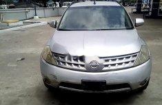 Nigerian Used Nissan Murano 2006