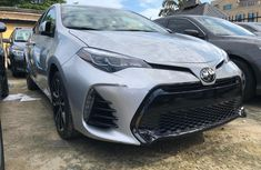 Super Clean Foreign used Toyota Corolla 2018