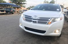 Super Clean Nigerian used Toyota Venza 2012