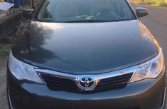 Neat Nigerian Used Toyota Camry 2013