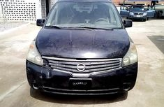 Clean Nigerian Used  Nissan Quest 2007