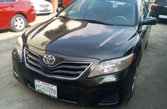 Well Maintained Nigerian used Toyota Camry 2010