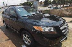 Neat Nigerian Used Hyundai Santa Fe 2007