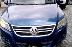 Neat Nigerian Used Volkswagen Tiguan 2010